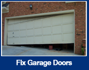 Fix Garage Doors